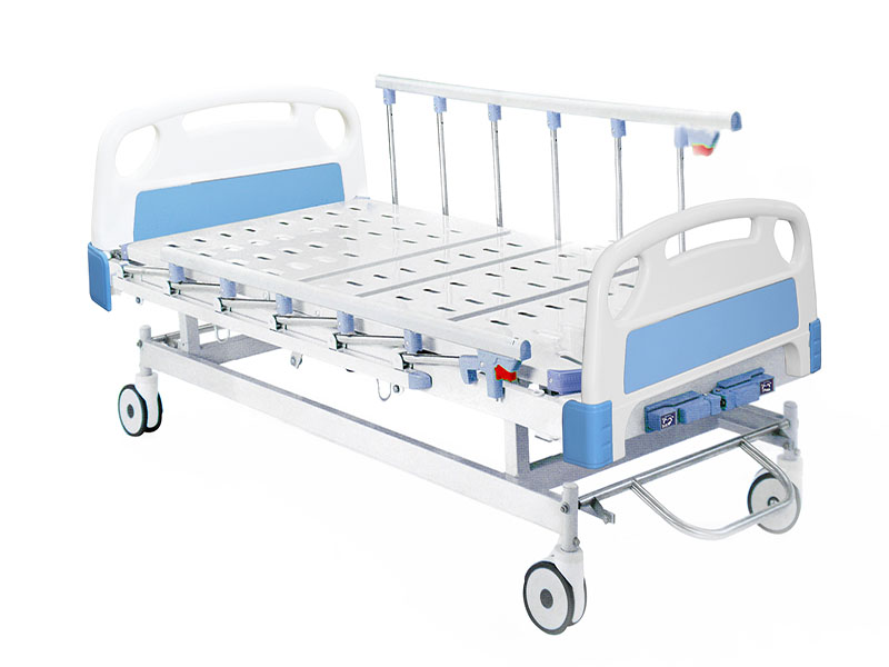 病床-A3003 手動雙搖護理床